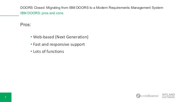 sc 1 st  SlideShare & Migrating from IBM Doors to a modern Requirements Management System