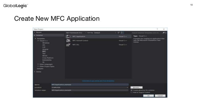 Migrating from MFC to Qt