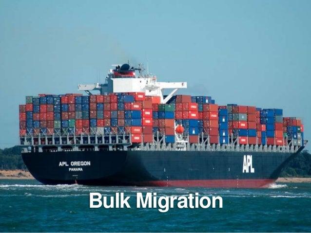 bulk migration 34