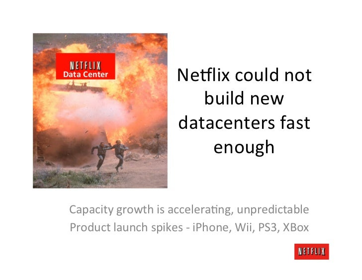 Data Center                 Ne8lix could not                                      build new                 ...