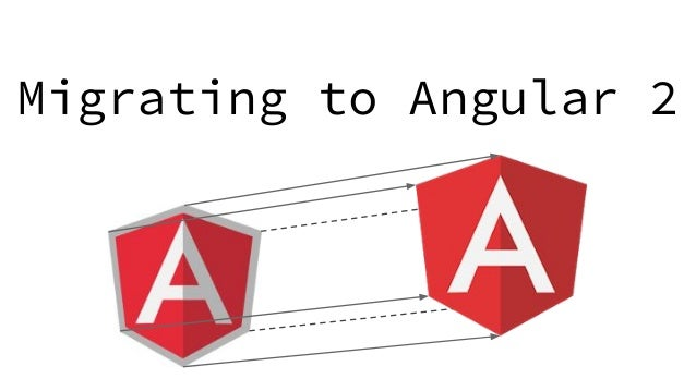 Migrating to Angular 2
