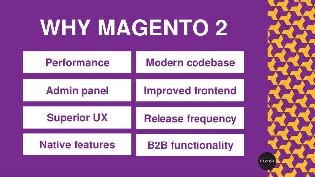 Migrating to Magento 2 Slide 3