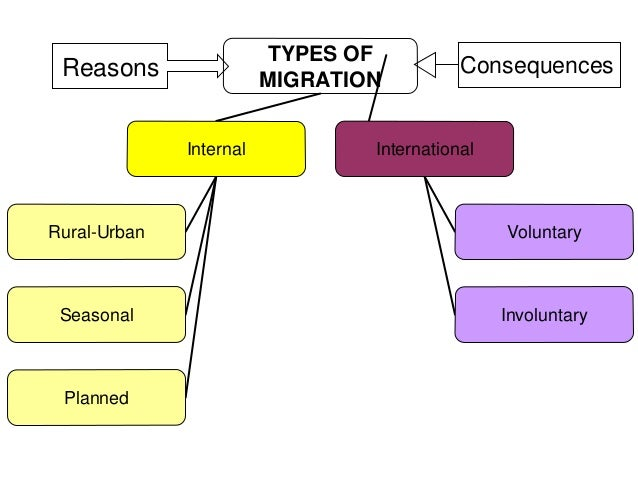 Types of immigration