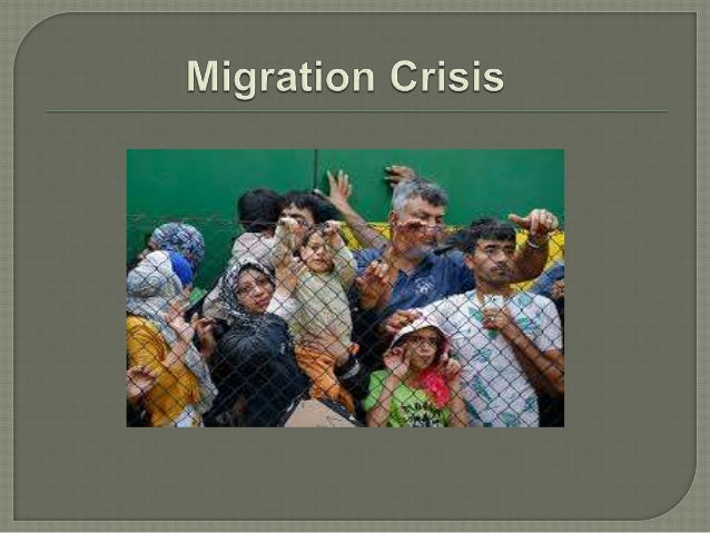 •Who are the refugees? •What are most of significant Risks and Challenges? •What is the Role of the •European Union?