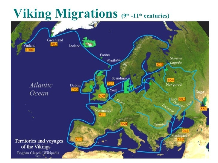Migration as a theme in ap world history viking migrations 9 th 11 th centuries gumiabroncs Choice Image