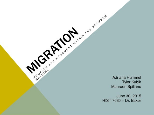Migration Group 34