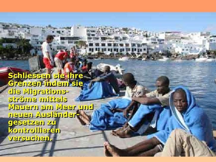 Viele haben keinen   würdigen Zugang   mehr zu Bildung, Gesundheit, Wohnen      und Arbeit.                           Viel...