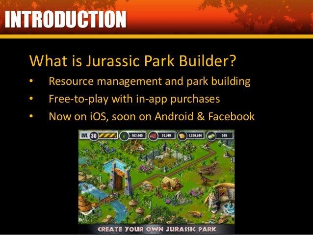 Migs2012 Jurassic Park Builder