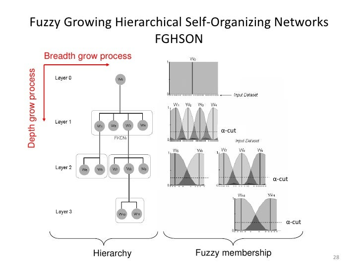 Fuzzy Growing Hierarchical Self-Organizing Networks                        FGHSON                     Breadth grow process...