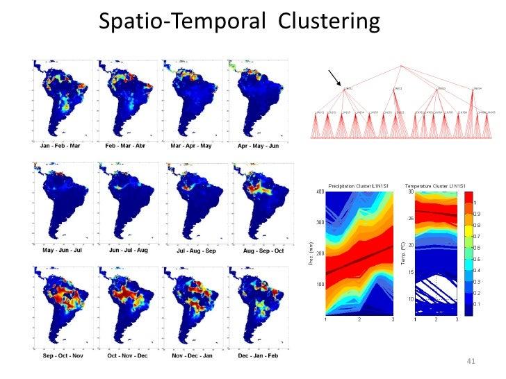 Spatio-Temporal Clustering                             41