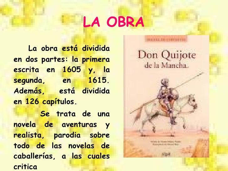 Miguel De Cervantes Slide 3