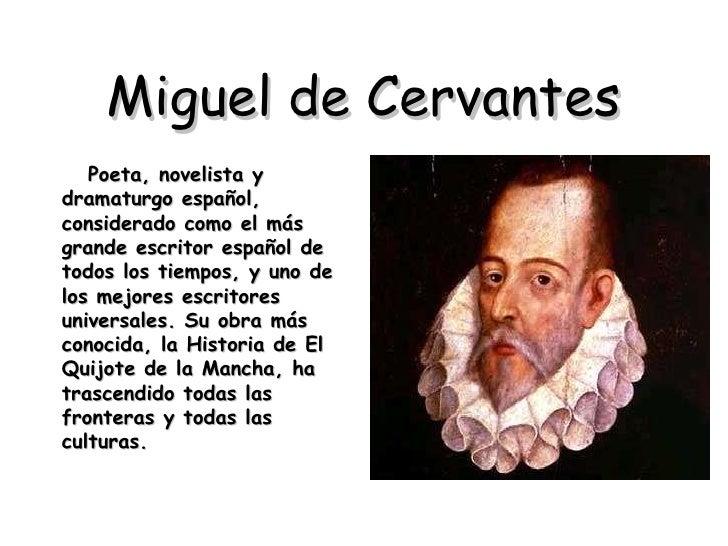 Resultado de imagen de mejores escritores historia español