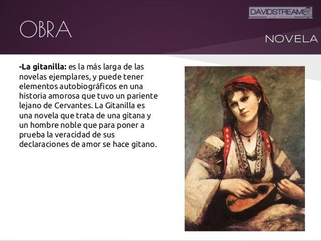 Miguel de Cervantes Saavedra - Biografía - Obra