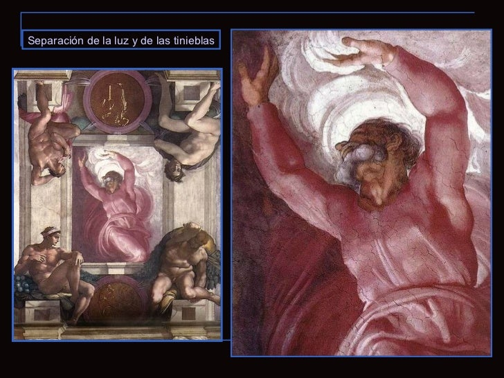 Miguel ángel La Bóveda De La Capilla Sixtina