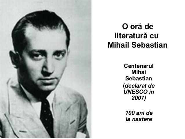 Behind the Wings  |Mihail Sebastian