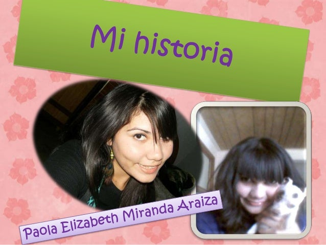 Mis abuelos paternosMis abuelos departe de mipapá son: PaulaRodríguez yRafael Miranda.