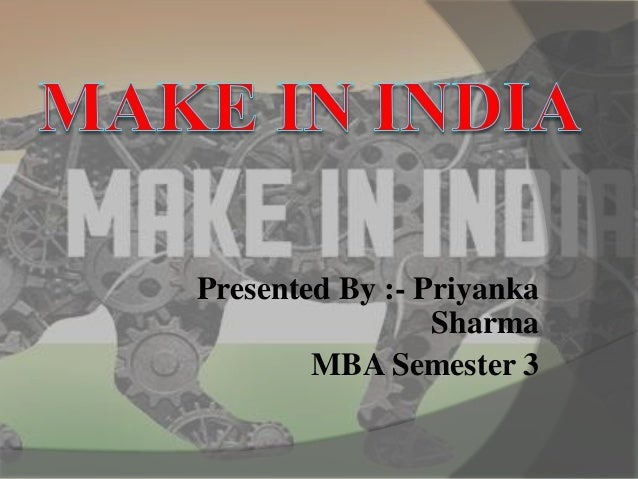 Presented By :- Priyanka Sharma MBA Semester 3