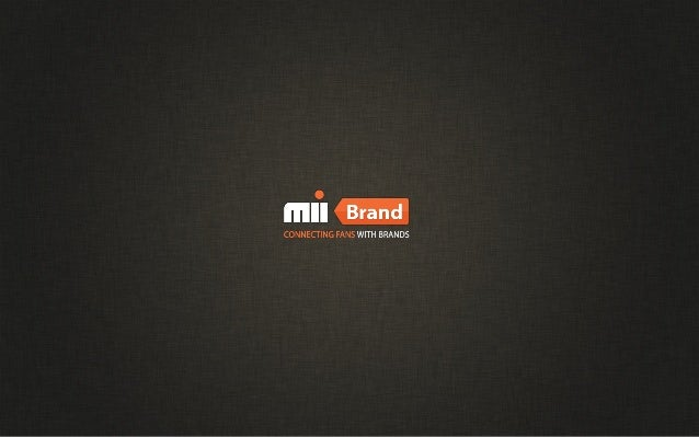 MiiBrand - location-based marketing platform to drive store traffic for retailers