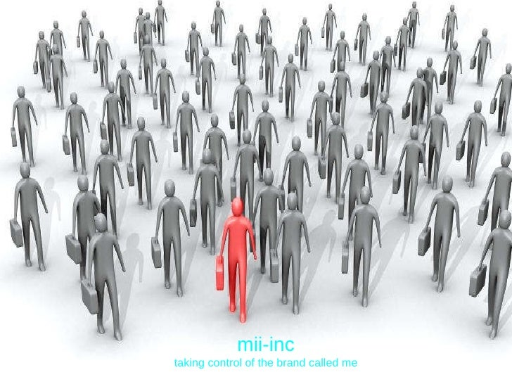 mii-inc taking control of the brand called me