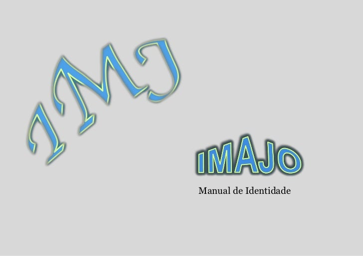 Manual de Identidade