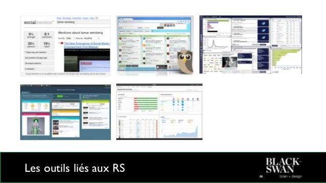 Les outils liés aux RS 67