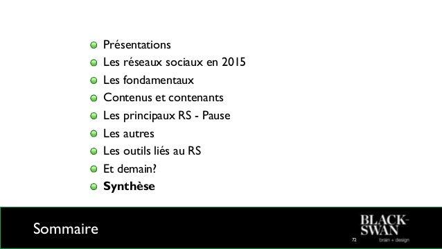Synthèse 73