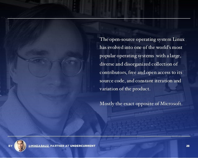 The open-source operating system Linux has evolved into one of the world's most popular operating systems with a large, di...