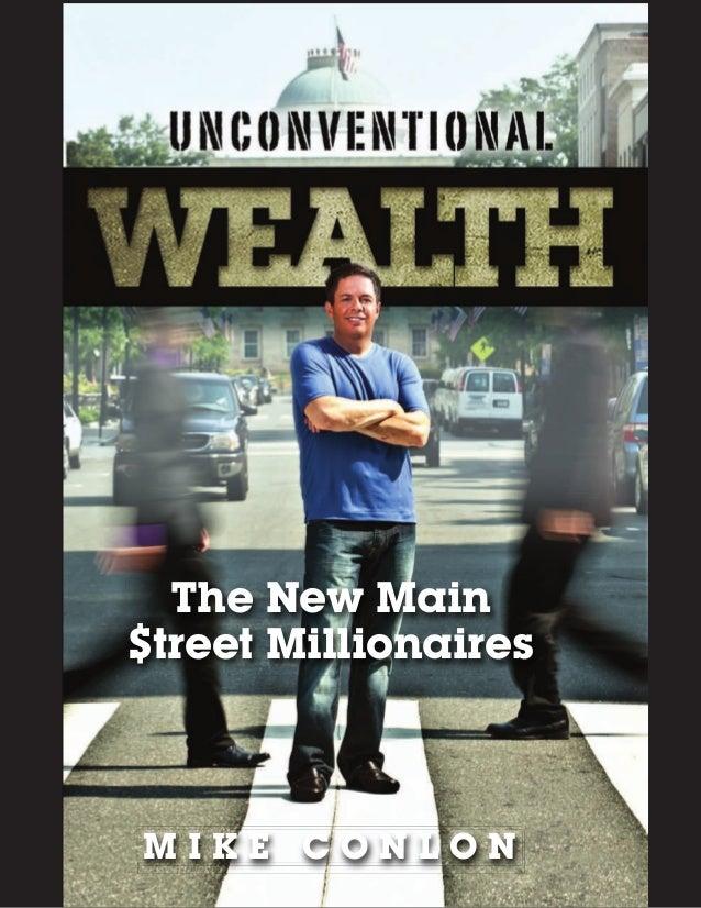 $treet Millionaires                                                                MIKE CONLON                            ...
