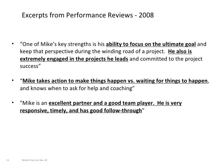 mike cooper resume deals won references performance review ex u2026