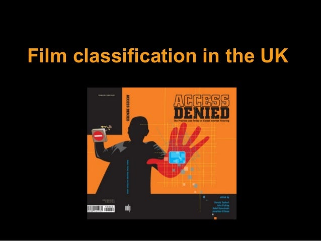 Film classification in the UK