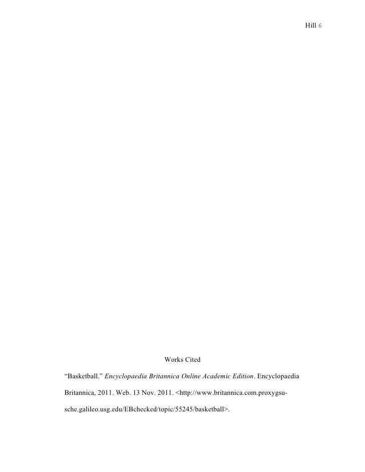 free research papers online with works cited