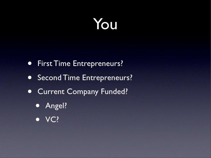 Bootstrapping 101 - Mike Jones - Startonomics LA 2009 Slide 3
