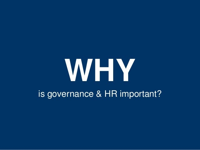 Trends in Social Media Governance and HR Slide 3