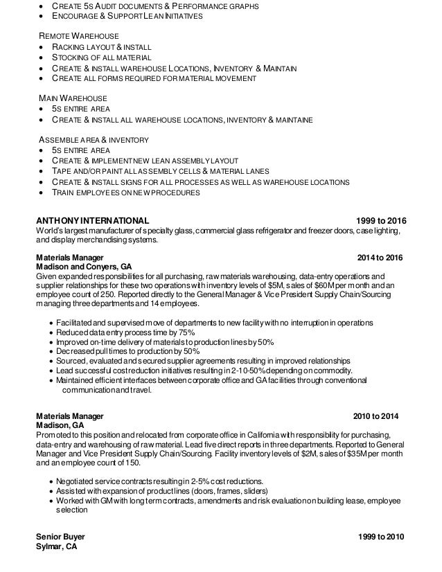 mike perpoli resume 4b4 19 17