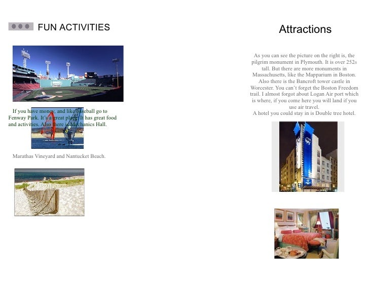 FUN ACTIVITIES                                       Attractions                                                         A...