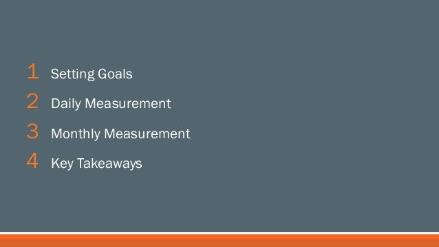 How to Report on Your Marketing Like HubSpot #INBOUND13 Slide 3