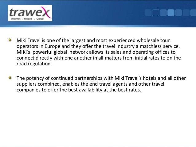 Miki Travel Xml Miki Travel Xml Integration Hotel