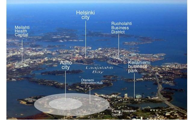 Kari Mikkelä : Urban Mill & Otaniemi Innovation Alley presentation 270516 D Summit Stockholm +extra pictures Slide 3