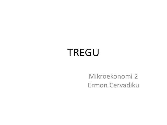 TREGU Mikroekonomi 2 Ermon Cervadiku