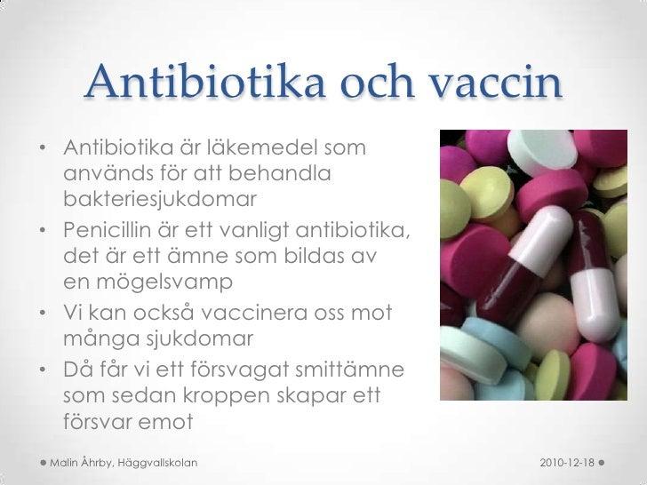 hjälper antibiotika mot virus