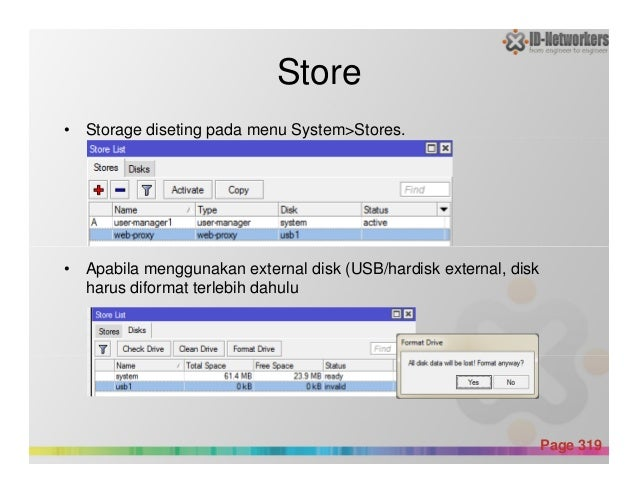 (Mikrotik)MTCNA presentation Material-IDN
