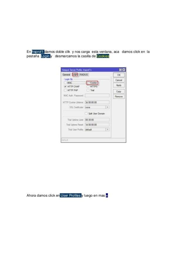 Mikrotik ultimo manual