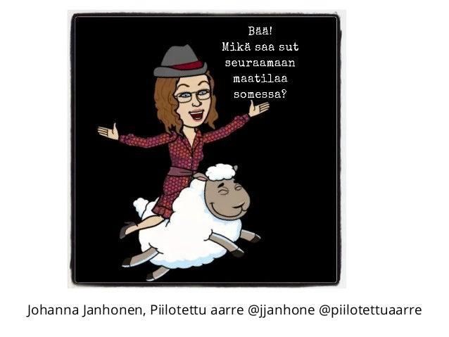 Johanna Janhonen, Piilotettu aarre @jjanhone @piilotettuaarre