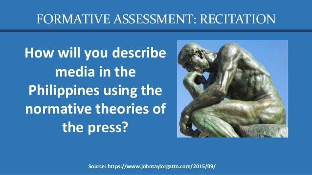 FORMATIVE ASSESSMENT: CARTOON ANALYSIS Source: http://wecommunication.blogspot.com/2012/01/theories-of-mass-communication....