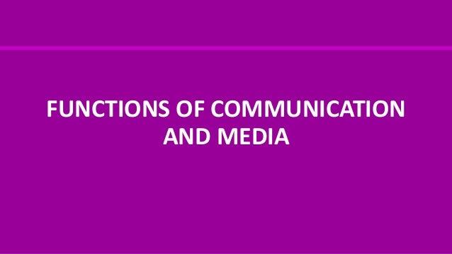Media and Communication BA (Hons)