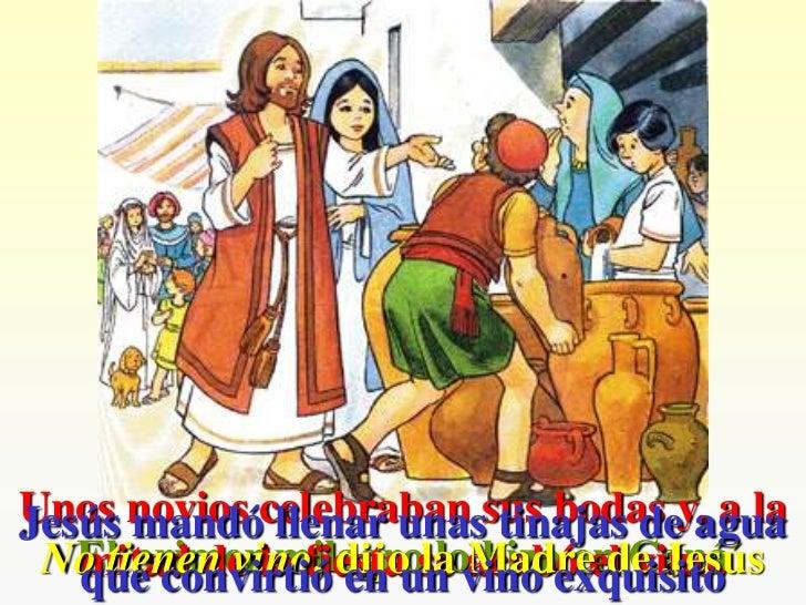 Milagros de Jesús Slide 3