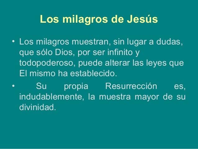 Milagros de jesus. aula de innovación Slide 3