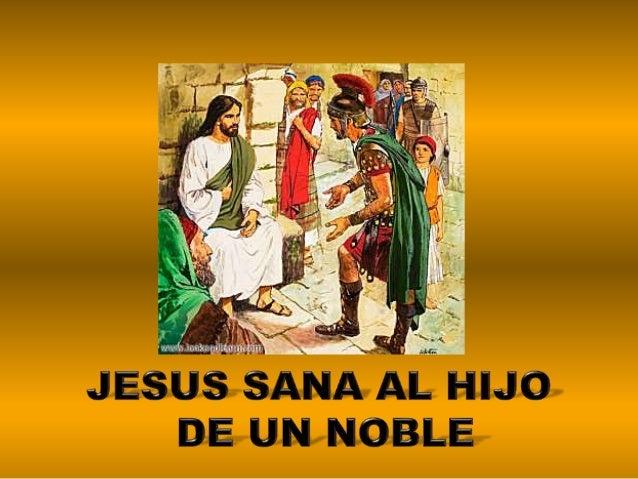 Resultado de imagen para Juan 4,51-53