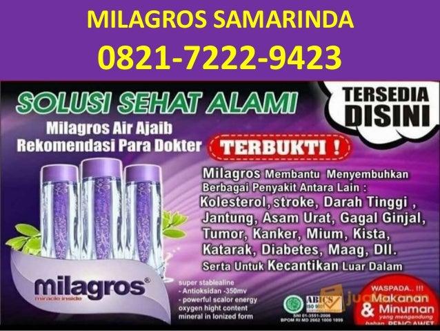 MILAGROS SAMARINDA 0821-7222-9423