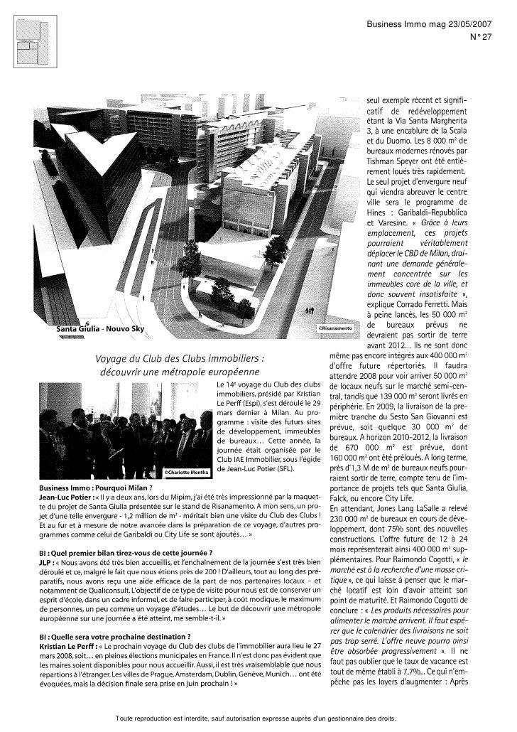 Interview Jean Luc  Potier Slide 2